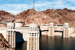 Las Vegas to Hoover Dam