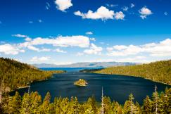 Lake Tahoe & Genoa Loop